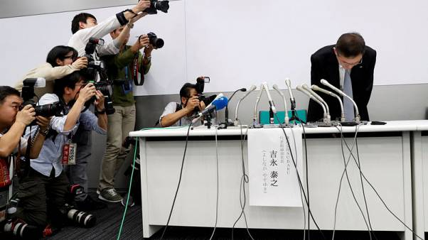 Japan Inc.'s safety failures point to deeper malaise