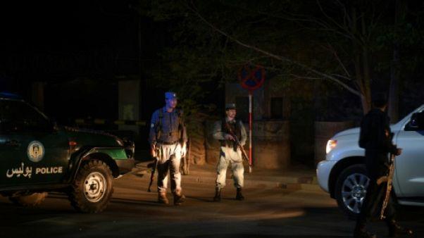 Afghanistan: plus de 20 policiers tués par des talibans