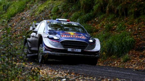 Rallye de Grande-Bretagne: Ogier puissance cinq