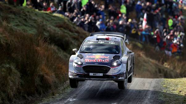 Rallying - Ogier clinches fifth straight title, Evans wins in Wales