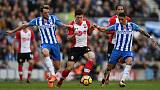 Honours even on south coast as Brighton hold Southampton