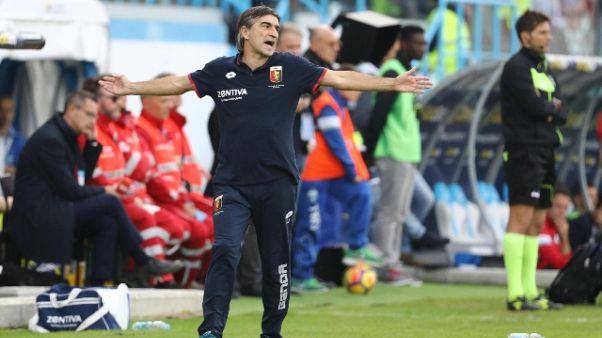 """Genoa: Juric """"Abbiamo perso dominando"""""""