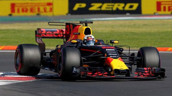 Motor racing - Hartley and Ricciardo join the penalty list
