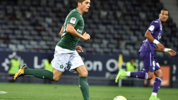 Ligue 1: Toulouse ralentit encore Saint-Etienne