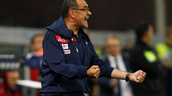 Napoli coach not treating Champions League as a distraction