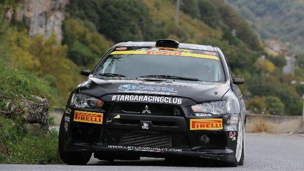 Al Tindari Rally vittoria di Riolo-Rappa