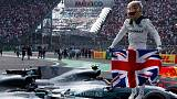 Motor racing - Best and worst of races for triumphant Hamilton