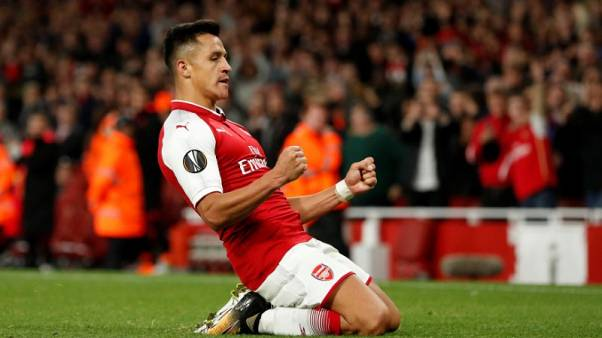 No worries about playing Sanchez against City, says Wenger