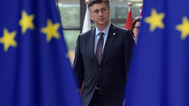 Croatia wants to adopt euro within 7-8 years - prime minister