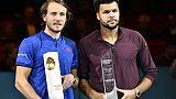 Tennis: Pouille retrouve le top 20 du classement ATP