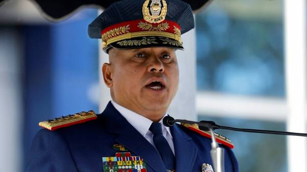 Philippines police chief hints at possible run for presidency