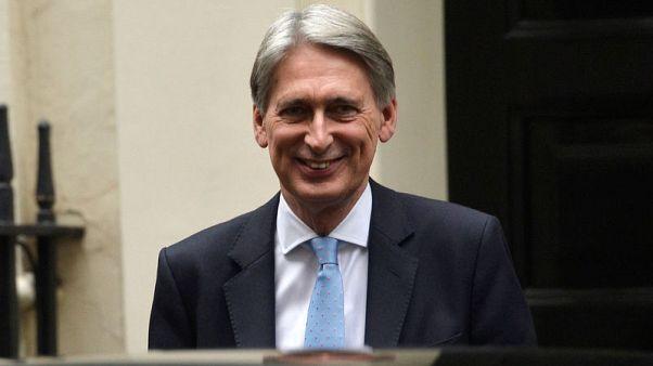 Hammond picks hedge fund economist as top adviser