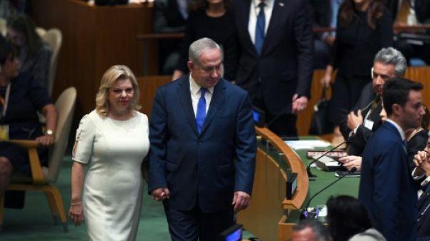 Israël: nouvelles accusations de mauvais traitements contre l'épouse Netanyahu