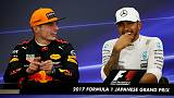 Verstappen gives Hamilton more motivation for 2018
