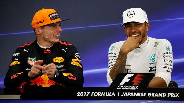 Verstappen gives Hamilton more motivation for 2018
