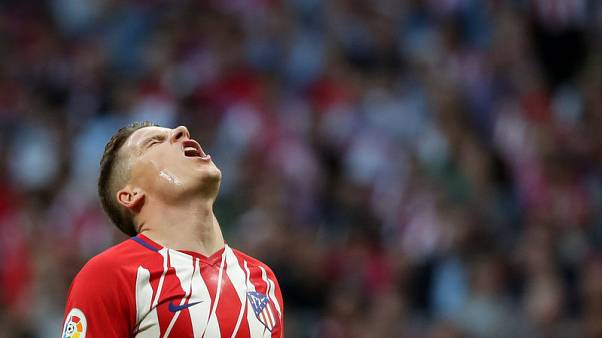Goal-shy Atletico in danger of early Champions League exit