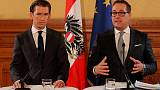 Austrian coalition talks begin in earnest with hunt for savings