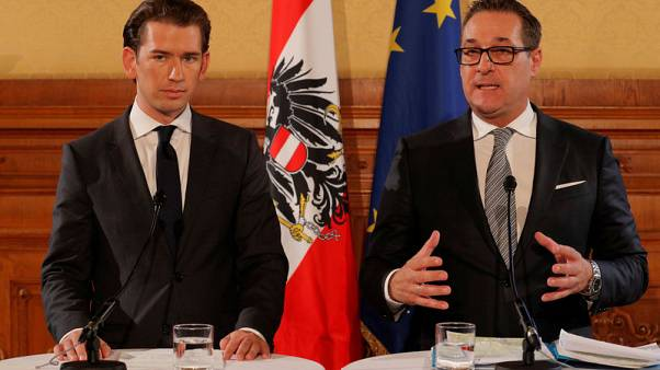Austrian coalition talks begin in earnest with hunt for savings