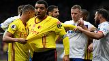 Watford's Deeney charged with violent conduct - FA