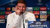 """Anderlecht: """"Pas là pour se faire massacrer"""" assure Vanhaezebrouck"""