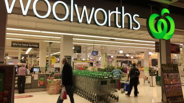 Australia's Woolworths says first quarter sales up 3.7 percent