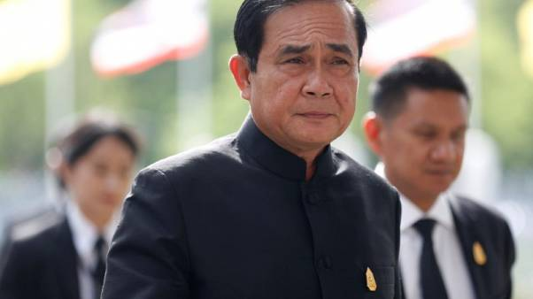 Thailand's political activity ban stays for now - PM