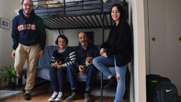 """Après l'ouragan, des milliers de Portoricains """"réfugiés"""" à New York"""