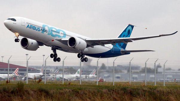 Airbus legal risks spread to U.S., eclipsing third-quarter profit