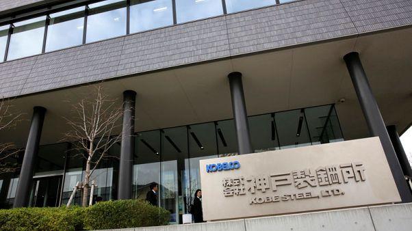 Some Kobe Steel products facing China customs delays - Shinsho president