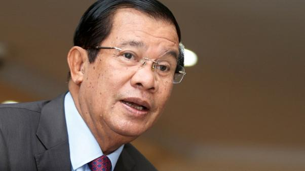 Cambodia's top court rejects appeal to free opposition leader