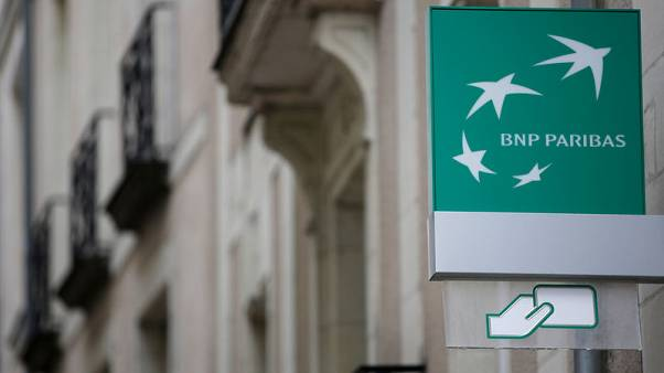 Fixed income trading slump sends BNP Paribas shares lower
