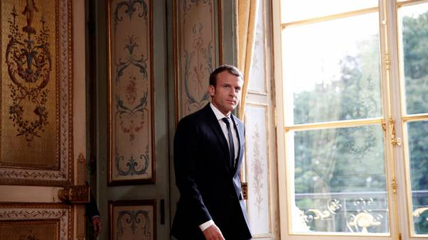 France's Macron accepts invite to visit Russia - RIA