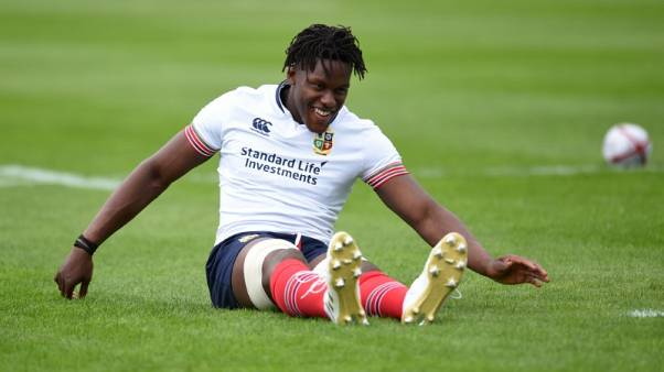 Itoje eager to play in England's autumn internationals