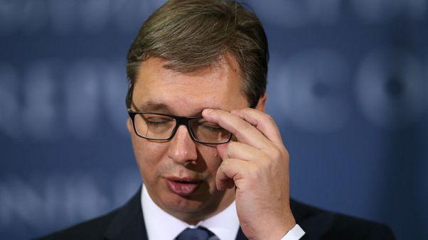 Serbia's president eyes early parliamentary vote
