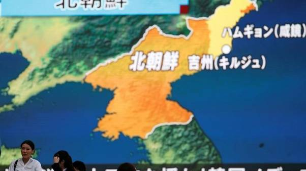 Tunnel collapse may have killed 200 after North Korea nuclear test - Japanese broadcaster