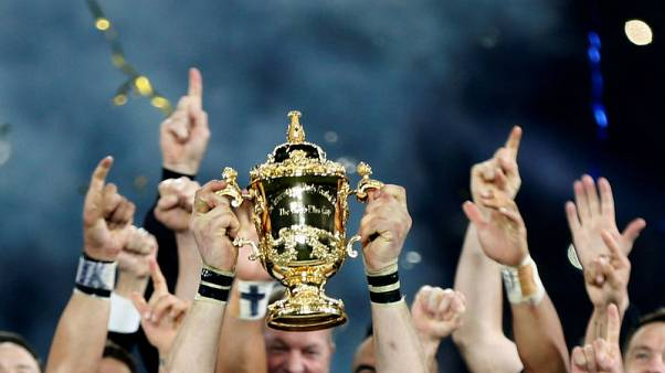 South Africa recommended as host for 2023 Rugby World Cup - reports