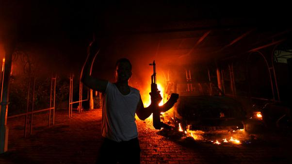 Man seized over Benghazi attack is Syrian linked to suspected ringleader - Libyan officials