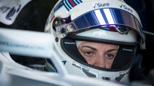F1: à quand une femme au départ d'un Grand Prix?