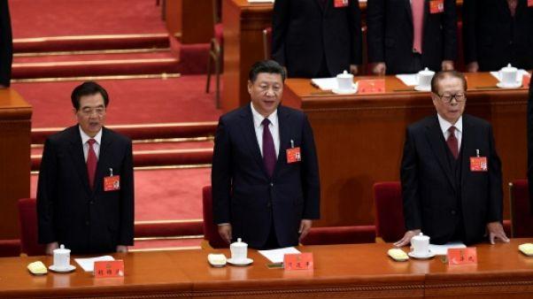 Outrage à l'hymne national: la Chine menace, Hong Kong dans le viseur