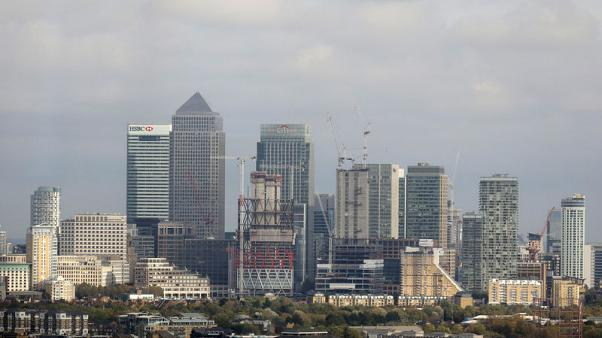 Wary of central banks, share prices, UK funds ease off on equities - Reuters poll