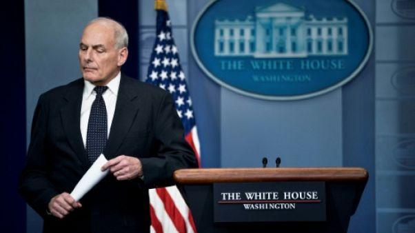 """Le bras droit de Trump qualifie un général esclavagiste d'""""homme honorable"""""""