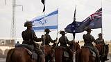 A century on, charge of the Australian light cavalry remembered in Israel