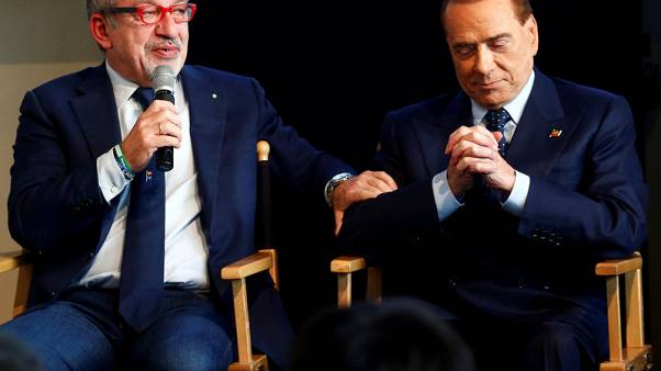 Italy's Berlusconi probed over deadly 1993 mafia bombings - source