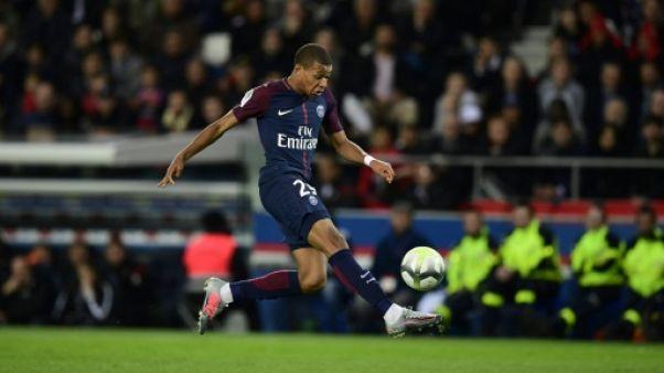PSG-Anderlecht: Mbappé titulaire, Di Maria remplaçant