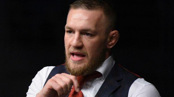 McGregor apologises for homophobic slur