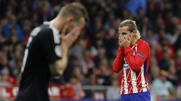 Champions: Atletico Madrid-Qarabag 1-1
