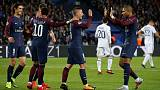 PSG sail into last 16 as Kurzawa nets hat trick in rout of Anderlecht