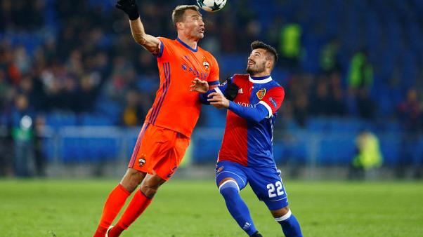 CSKA comeback stuns Basel, rejuvenates Champions League hopes