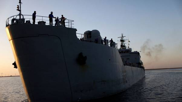 At least five dead after migrant boat sinks off Libya