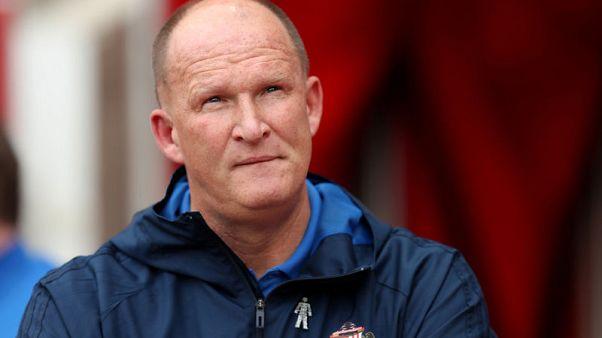 Sunderland sack manager Grayson
